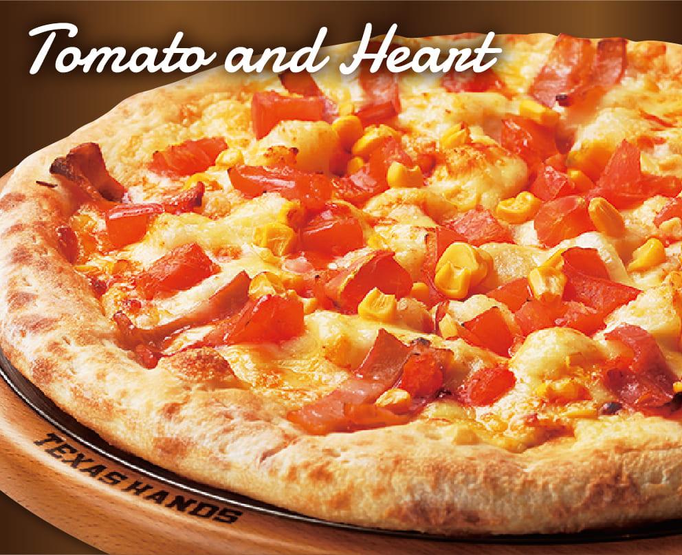 トマト&ハート